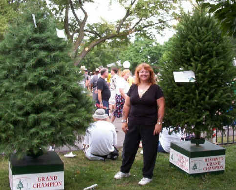 Alexanders Tree Farm Fresh Cut Trees Wreaths State Fair